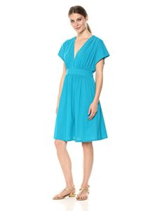 Gottex Women's V-Neck Beach Dress Swimsuit Cover Up