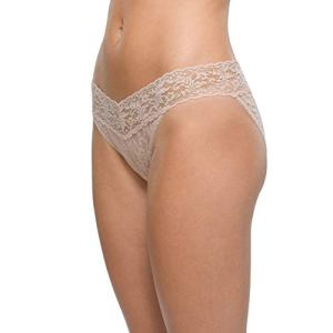 Hanky Panky Women's Vikini Panty, Chai, X-Large