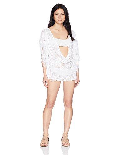 Luli Fama L543869 Femme – Blanc – Taille M