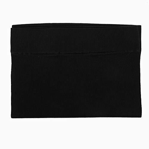 Pangdingk Body Shaper Underwear, Ventre de Taille environnementale Amincissant, Week-End pour la Maison de détente de Bureau(Black, One Size)