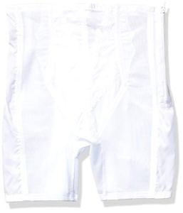 Rago 6210Short sculptant Taille haute Mi-jambe Très fermeBlanc – blanc –