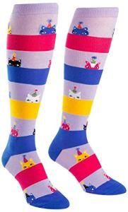 Sock It To Me – Protège-pieds – Femme multicolore Taille Unique