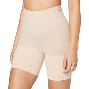 Spanx Power Short Pantalon, Soft Nude, 2X Femme
