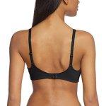 Triumph – Amourette 300 N – Soutien-gorge – Emboîtant – Femme – Noir – FR : 90D (Taille fabricant : 34D)