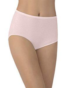 Vanity Fair Illumination Brief Panty 13109 Culotte, Couleur : Quartz, XXXL Femme