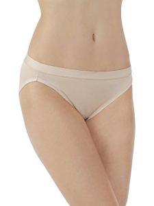 Vanity Fair Women's Comfort Where It Counts Bikini Panty 18164
