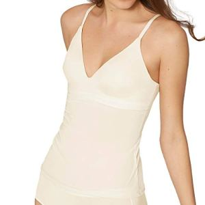 Sloggi Wow Comfort 2.0 Bra Shirt sous-vêtement, Ecru White, XS Femme