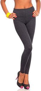 KTYXGKL Femmes Longueur Full Longueur Solide Coton Soft Cotton Plus Tailles Opaque sous-vêtements Thermiques (Color : 10, Size : 12)
