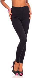 KTYXGKL Femmes Longueur Full Longueur Solide Coton Soft Cotton Plus Tailles Opaque sous-vêtements Thermiques (Color : 11, Size : 28)
