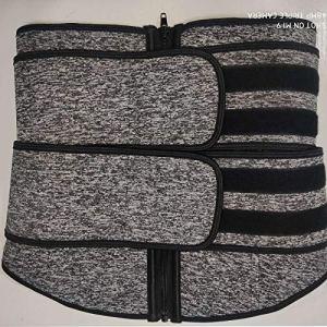 LIUJIU Femme Body Gaine Amincissante – Invisible Minceur Combinaisons Sculptante, Ventre Plat Shapewear
