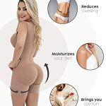 Sonryse 086 Fajas Colombianas Reductoras y Moldeadoras Bra Shapewear Ceinture amincissante pour femme – – 3X-Large