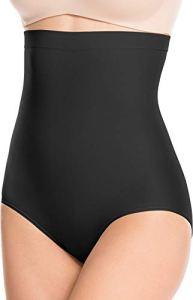 Spanx Higher Power Panties sous-vêtement, Schwarz, L Femme