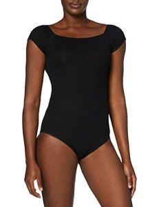 Marque Amazon – MERAKI Balm012 – Body – Femme, Noir (Black), M, Label: M