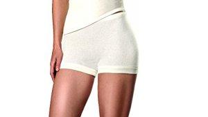 Con-ta – Bas thermique – Femme blanc blanc cassé – blanc – 40 cm