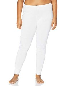 Damart Calecon Guipure CLASSIQUE-12315 sous-vêtement, Blanc, XS Femme