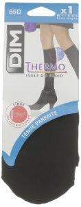 Dim Mi-Bas Thermo Isolant Mi-Bas Femme, Noir (Noir), FR: Taille Unique (Taille fabricant: 35/41)