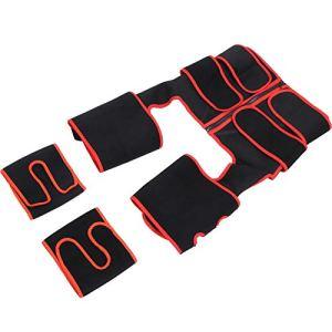 Double ruban adhésif 3 en 1 pour modelage du corps, protection facile, facile à mettre et à enlever, avec une petite poche pour réduire l'humidité et le poids pour s'allonger à la maison (2XL/3XL)