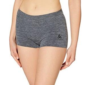 Odlo SUW Bottom Panty PERFORMANCE LIGHT Haut Femme grey melange FR : XS (Taille Fabricant : XS)