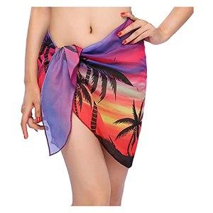 L9WEI Robe de plage pour femme – Bikini – Pour l'été – Sexy – Bikini
