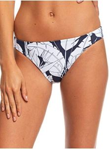 Roxy Printed Beach Classics – Bas de Bikini couvrance Naturelle – Femme