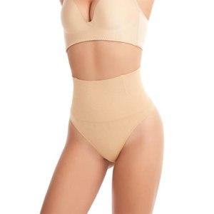 Shapewear Culotte Ceinture Gainante Minceur – Effet Ventre Plat immédiat -sous-vêtements Butt Lifter Remonte S-XXL(Color:肉色,Size:M)