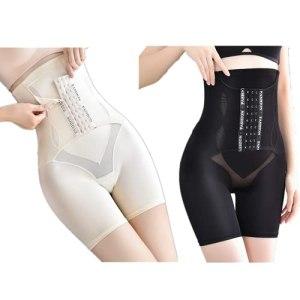 Shapewear Pour femme, post-partum (lot de 2), façonnez votre taille, vos jambes, vos fesses et votre ventre. – – L