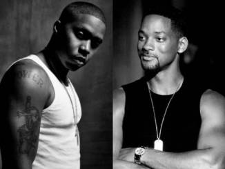 Nas and Will Smith