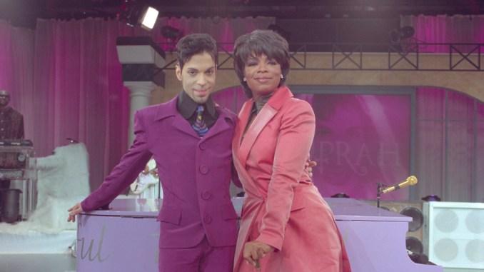 Oprah and Prince