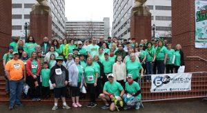 Fresenius team 2018 Lucky Kidney Run