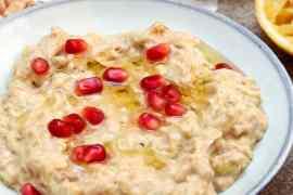 Baba ganoush - oppskrift / Et kjøkken i Istanbul
