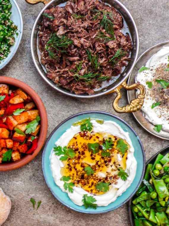 Meze / Et kjøkken i Istanbul