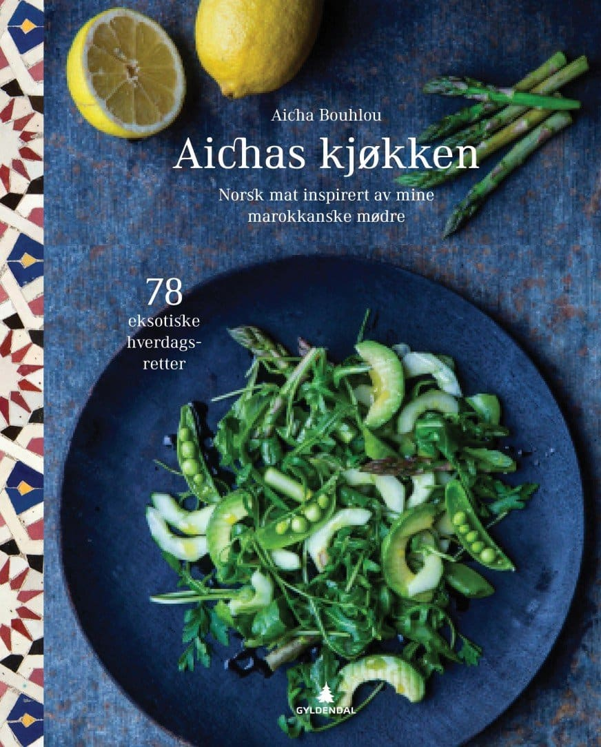 Aichas kjøkken - Aicha Bouhlou / Et kjøkken i Istanbul