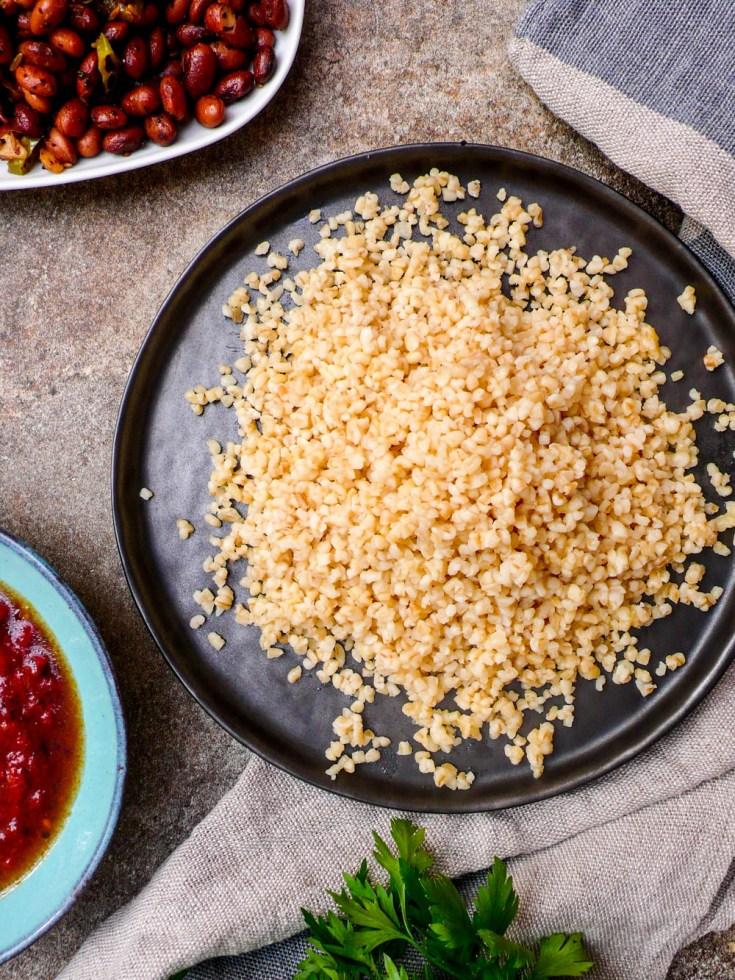 Hvordan koke bulgur med perfekt resultat hver gang - enkel oppskrift