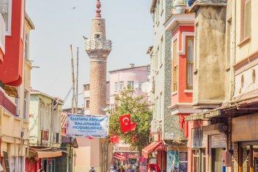 Postkort fra Istanbul #53 – Balat / Et kjøkken i Istanbul