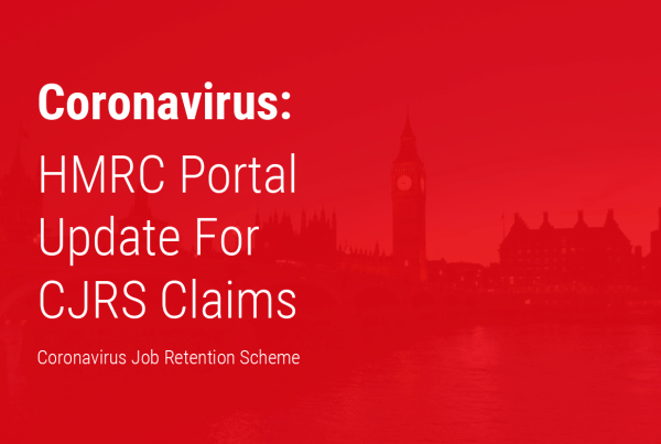 Important changes to how a CJRS claim will be processed through your payroll provider.
