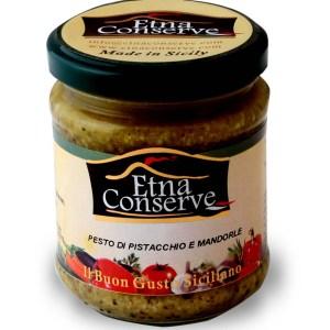 Pesto di pistacchio e mandorle