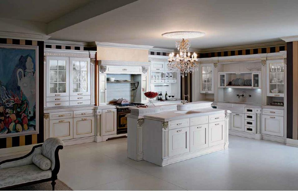 Come arredare casa in stile provenzale ed imperiale