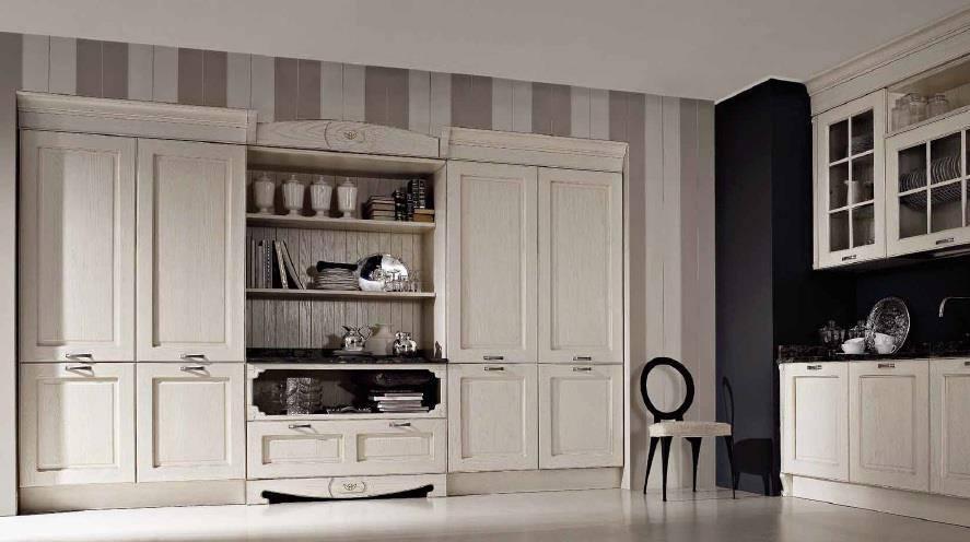 Cucine in legno stile imperiale SiciliaGiarreRiposto