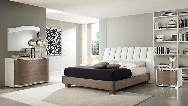 Arredamento moderno per la camera da letto SiciliaCatania