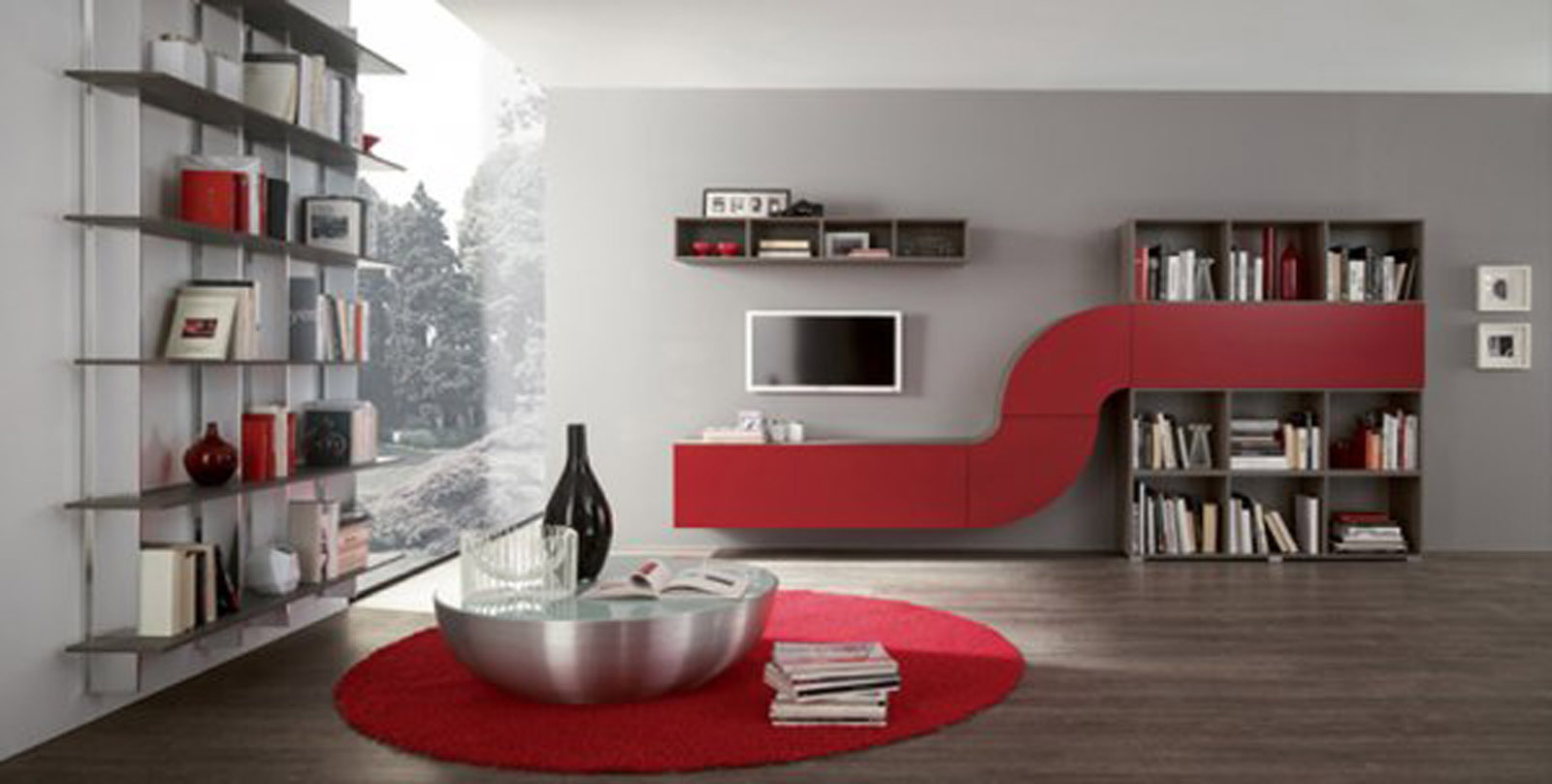 Living Arreda Soggiorno Analogous color scheme dcor ideas to get inspired Una casa formato