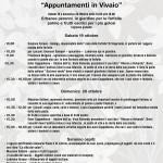 Appuntamenti in vivaio 19-20