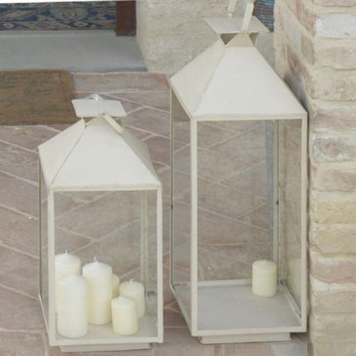 Lanterna bianca media  ETNICO OUTLET Mobili Etnici