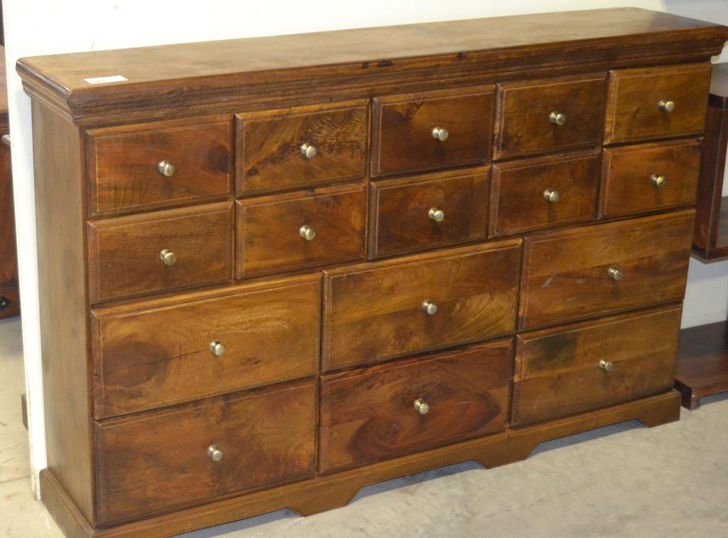Casa immobiliare accessori Cassettiera in legno