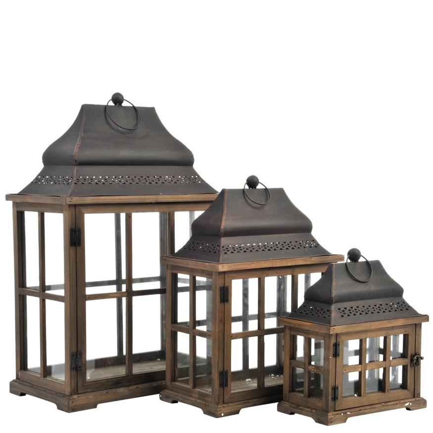 Lanterne in legno  offerte e risparmia su Ondausu