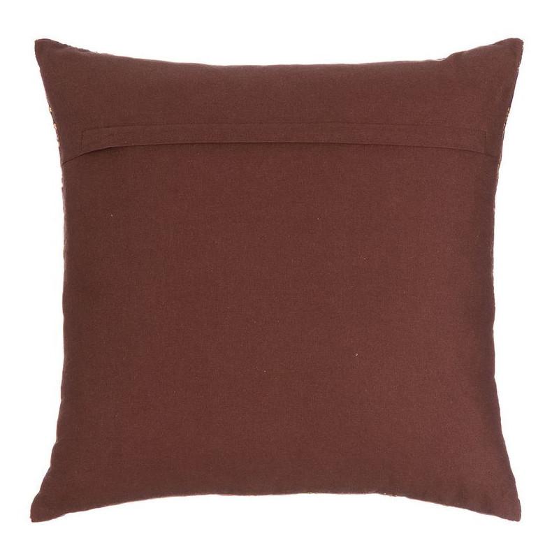 Cuscino per divano bordeaux oro Arredamento dec online