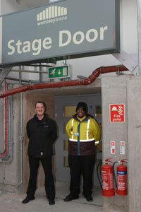 Showsec Wins Backstage Contract for Wembley Arena  ETNowcom