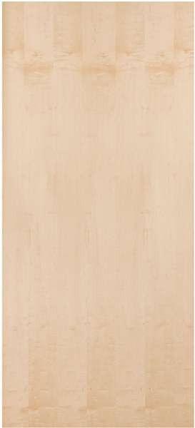 WMPS Plain Sliced White Maple Standard Duty CommFlush