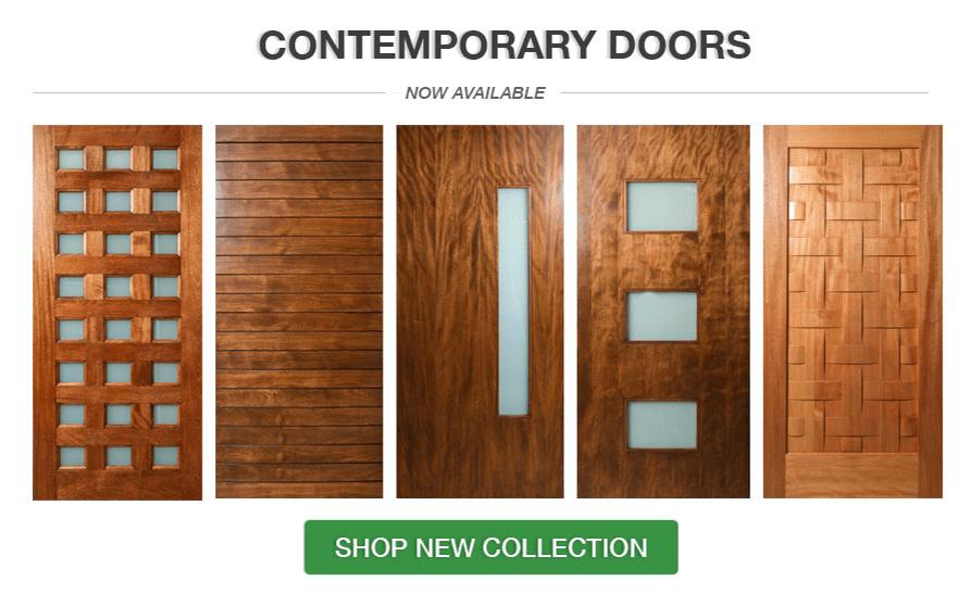 Shop Exterior, Interior, and Prehung Doors Online