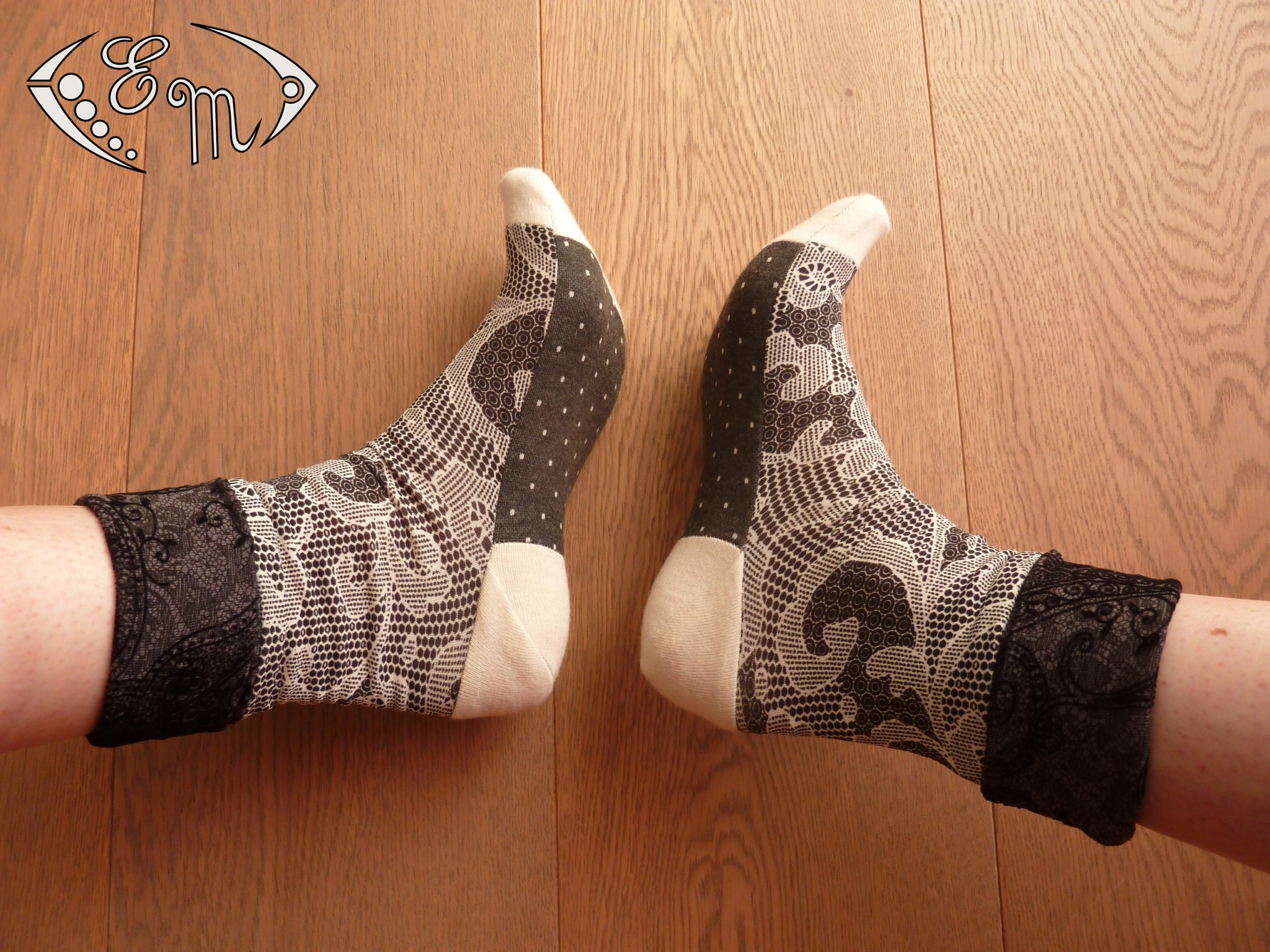Mes petites chaussettes