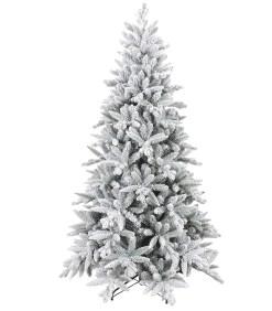 Joulukuusi lumihuurre